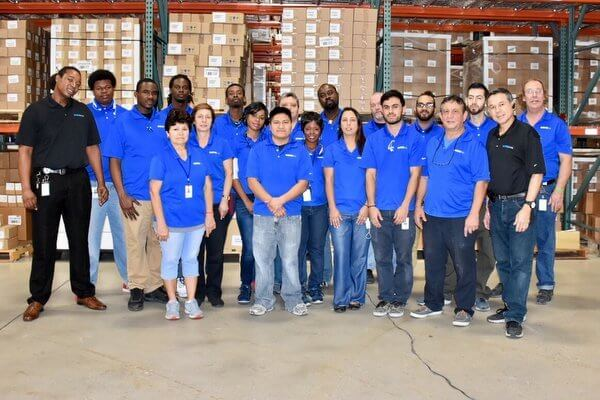 The team at the WDSrx facility in Boca Raton, FL achieves excellence with positive attitudes and an understanding of the importance of their work.