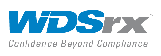WDSrx logo - Confidence Beyond Compliance