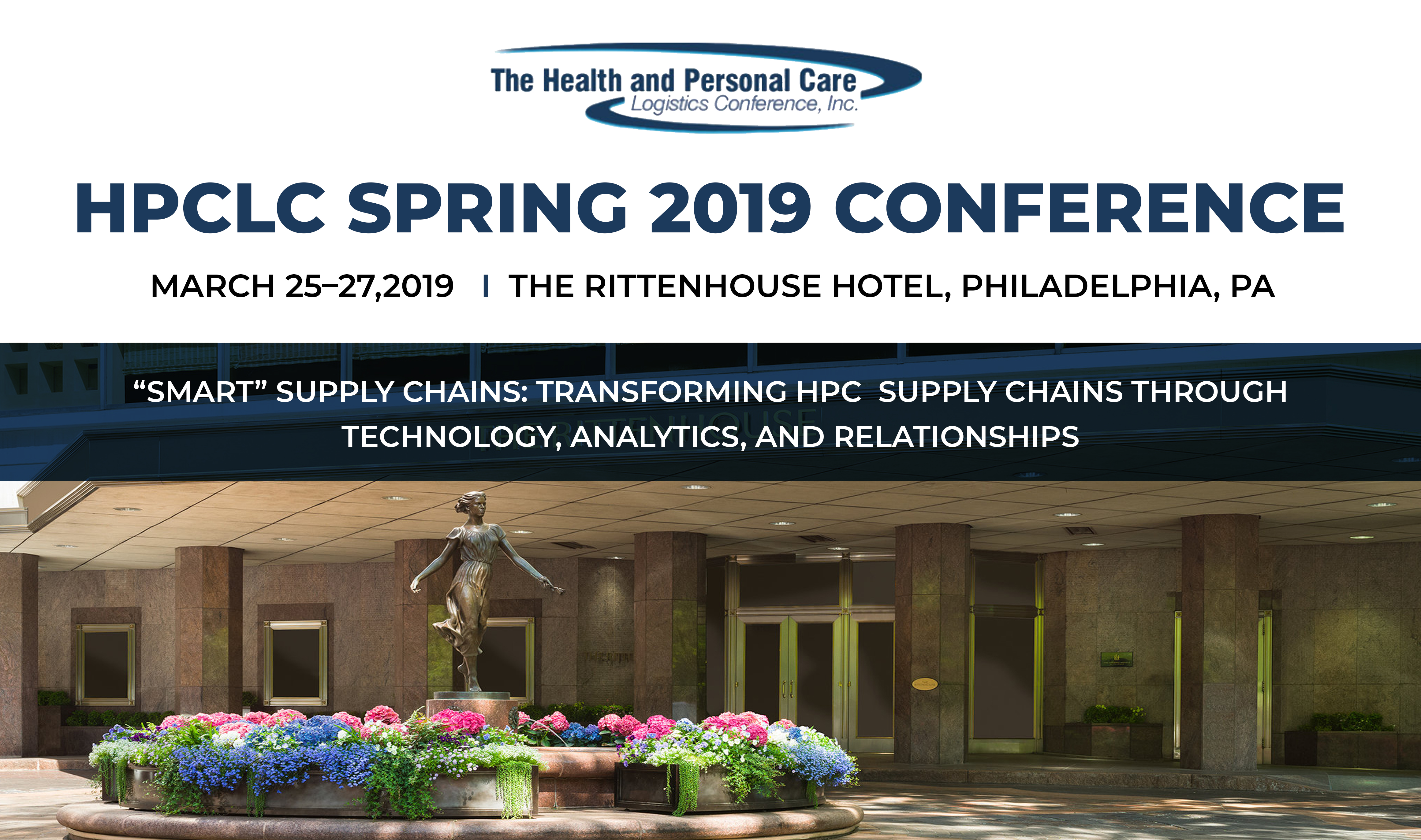 WDSrx Planning for 2019 HPCLC Spring Conference