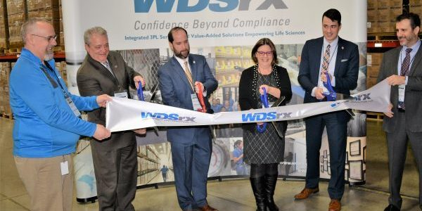 Ohio Welcomes WDSrx At Ribbon-Cutting Event For Pharmaceutical Warehouse