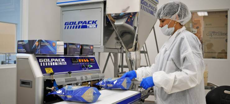 Pharmaceutical Packaging Services Conducted By WDSrx