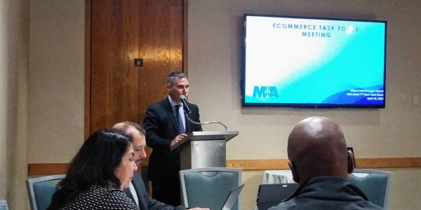 Miami International Airport Develops Strategy For E-Commerce