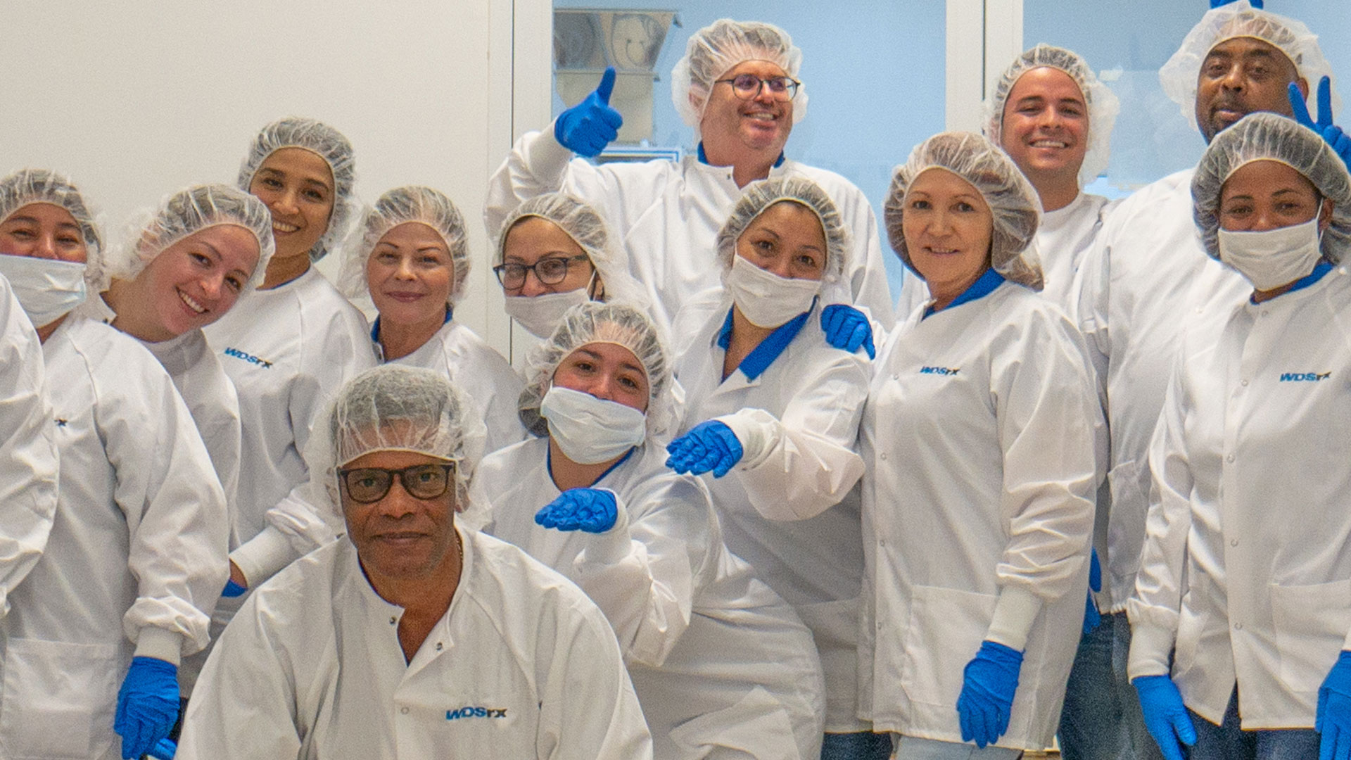 The production team at WDSrx manages packaging and labeling projects.