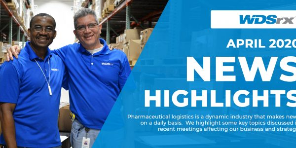 Keeping Up With WDSrx: April 2020 News Highlights