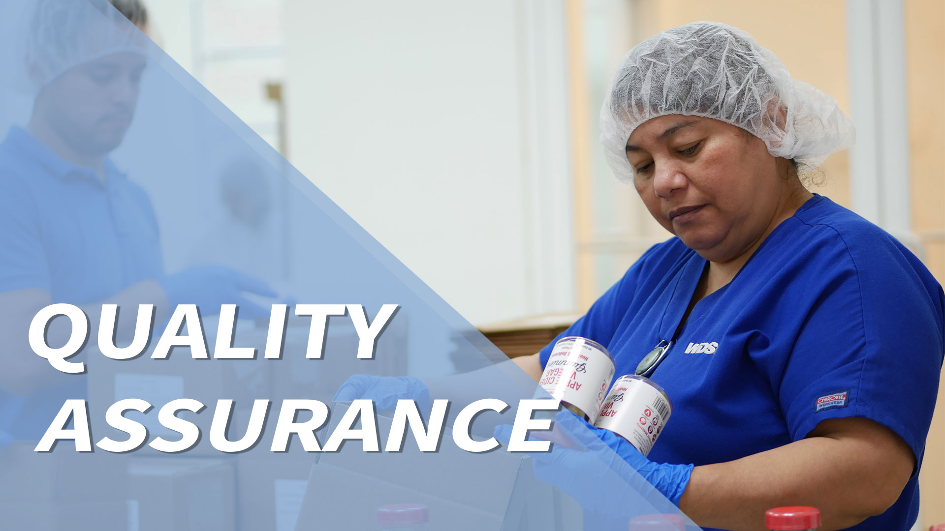 Quality Assurance is one of the WDSrx Video Series.