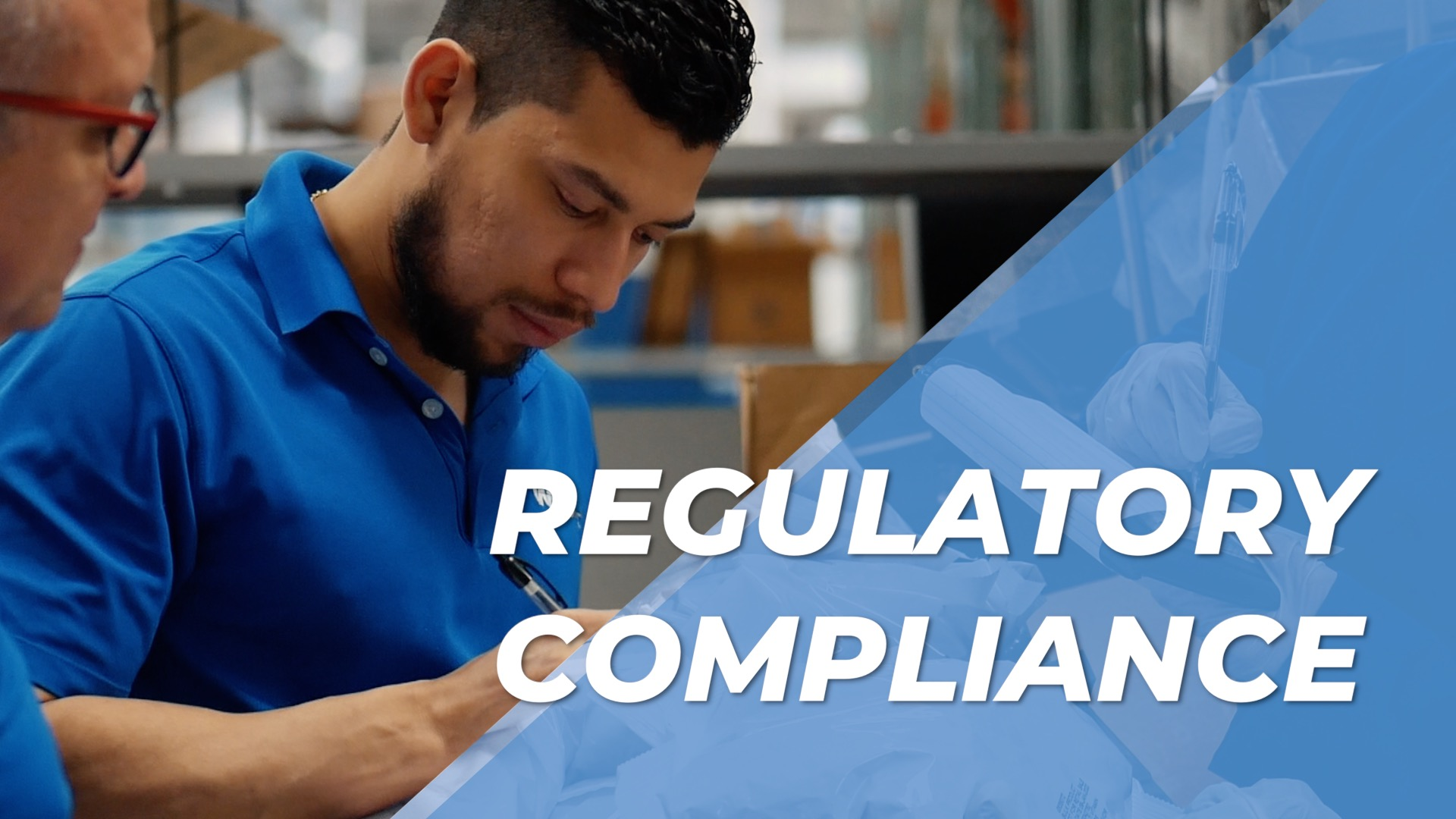 Regulatory Compliance is one of the WDSrx Video Series.
