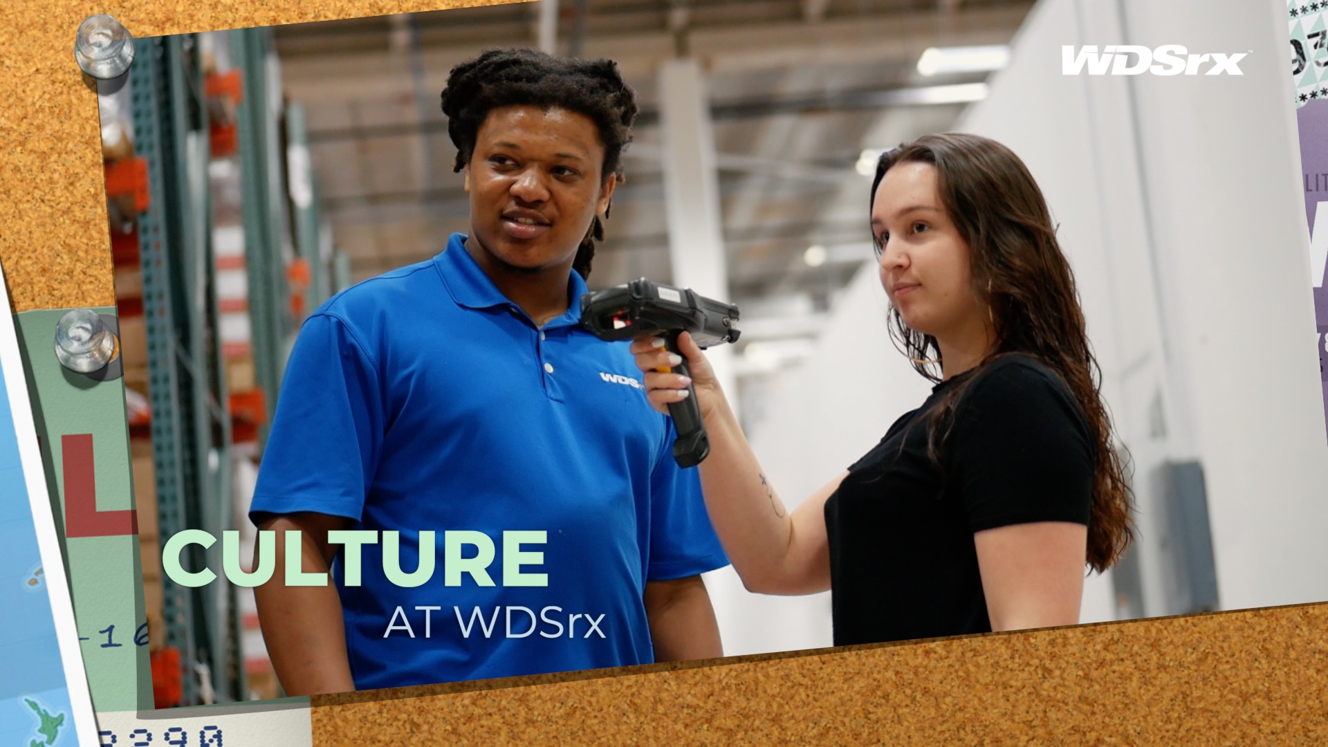 Culture is one of the WDSrx Video Series.