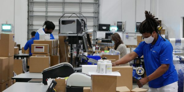Logistics Operations Continue in Florida During COVID-19 Resurgence