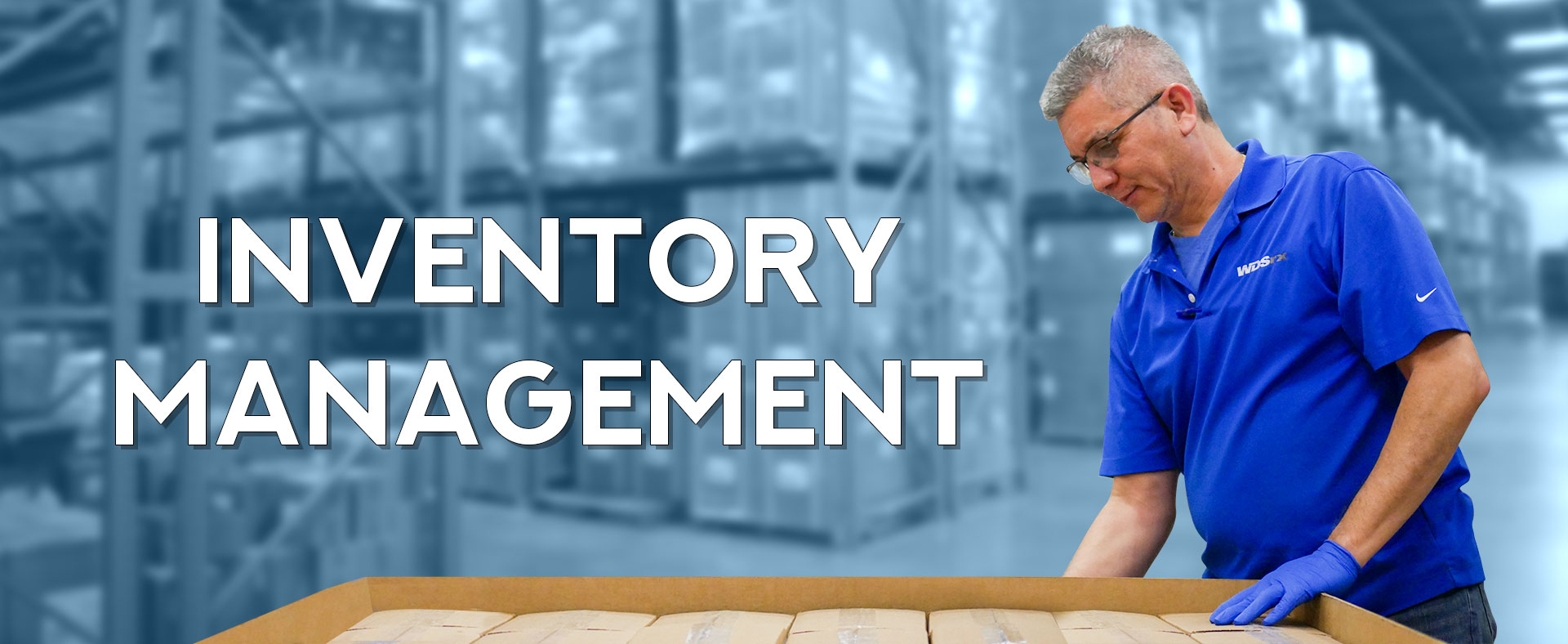 Inventory management covers the ins to outs of product and data management.