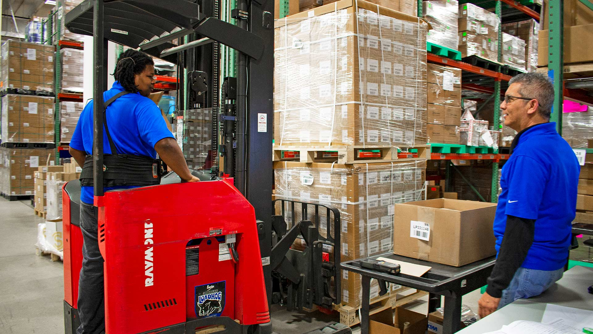 Receipt Storage Fulfillment is heavily influenced by technology and machinery.
