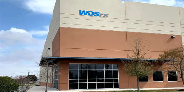WDSrx Establishes National 3PL Presence With Reno, NV and San Antonio, TX Pharmaceutical Warehouses