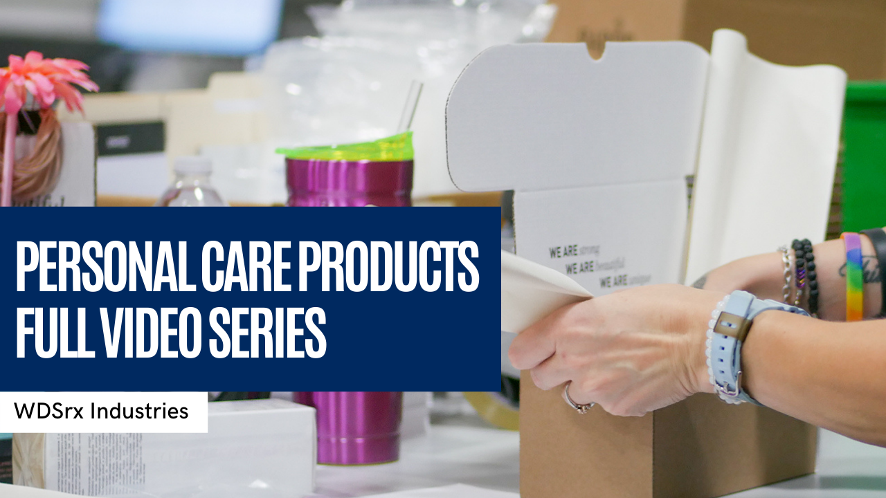Personal Care Products video series thumbnail