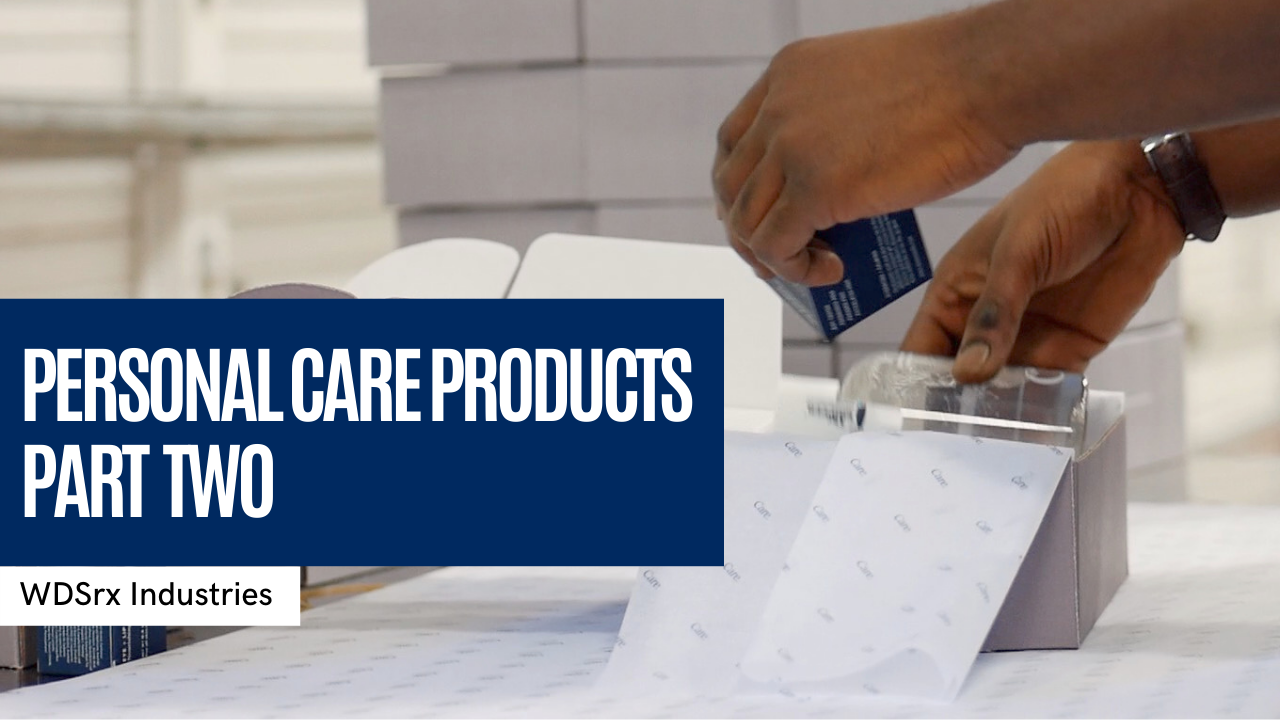 thumbnail of personal care products video part 2